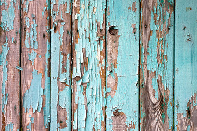 peeling lead paint poisoning